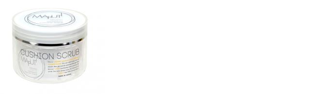 [MAPUTI]オーガニックフレグランスクッションスクラブ MAPUTI