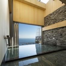 大浴場「明星の湯」