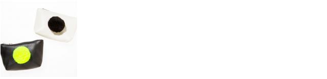 [fleur de fatima]マルポンポンミニポーチ